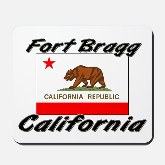 Fort Bragg California Mousepad