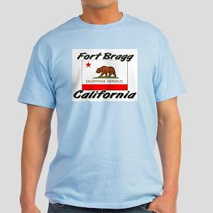 Fort Bragg California Light T-Shirt