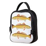 Redfish Red Drum Neoprene Lunch Bag