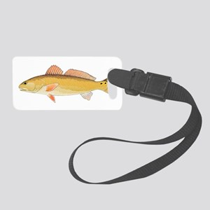 Redfish Red Drum Small Luggage Tag