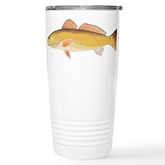 Redfish Red Drum Travel Mug
