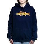 Redfish Red Drum Women's Hooded Sweatshirt