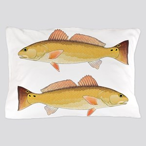 Redfish Red Drum Pillow Case