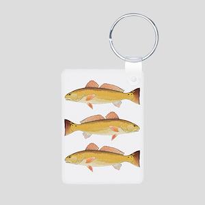 Redfish Red Drum Keychains