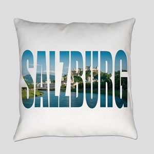 Salzburg Everyday Pillow