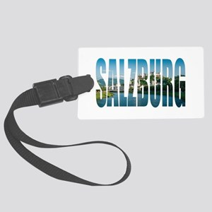 Salzburg Large Luggage Tag
