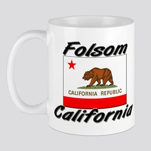 Folsom California Mug