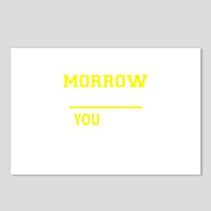 MORROW thing, you wouldn' Postcards (Package of 8)