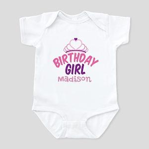 Birthday Princess Custom Infant Bodysuit