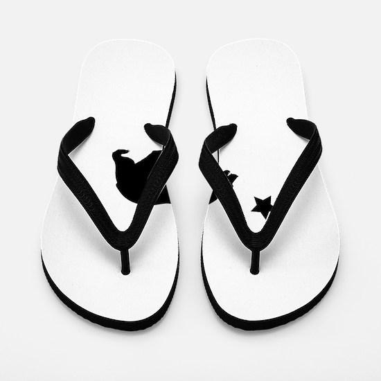 Cute California republic Flip Flops