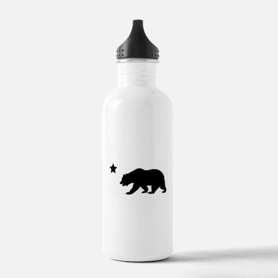 Cute California republic Water Bottle