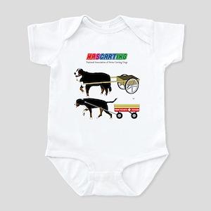 NASCARTING! Infant Creeper