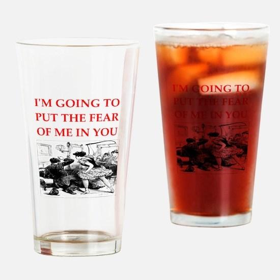 bdsm gag Drinking Glass
