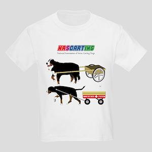 NASCARTING! Kids T-Shirt