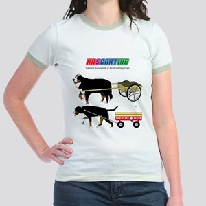 NASCARTING! Jr. Ringer T-Shirt