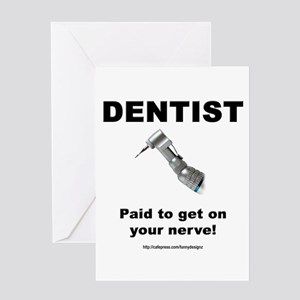 Dentist Greeting Card
