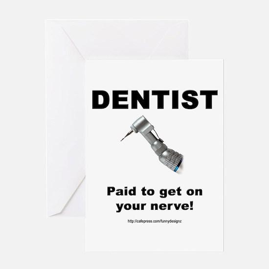 Dentist Greeting Card