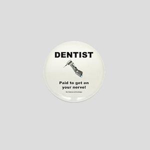 Dentist Mini Button