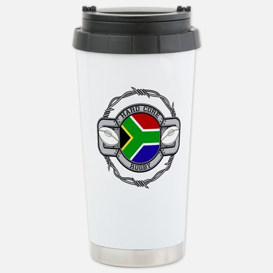Hard Core South Africa Stainless Steel Travel Mug