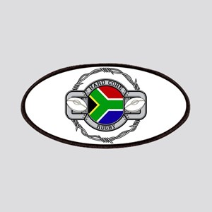 Hard Core South Africa Rugby Patch