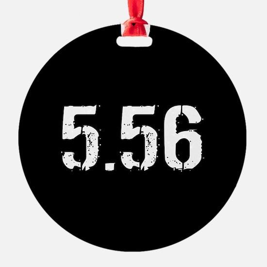 5.56 Ammo: Black Ornament