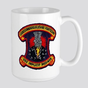 USS IMPLICIT Mugs