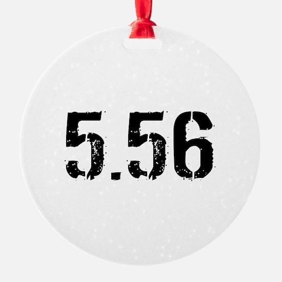5.56 Ammo: White Ornament