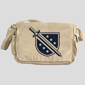 Phi Delta Theta Crest Messenger Bag