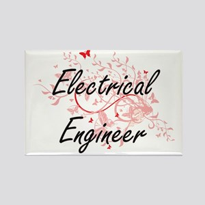 Electrical Engineer Artistic Job Design wi Magnets