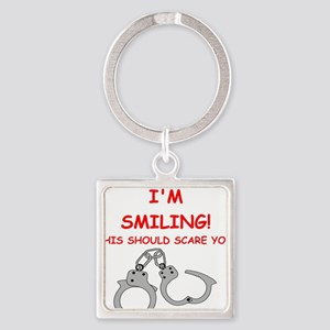 bondage joke on gifts and t-shirts. Keychains