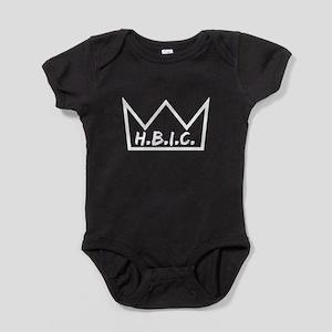 Motherf*cking Hbic Baby Bodysuit