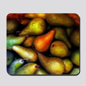 Still Life with Pears Mousepad