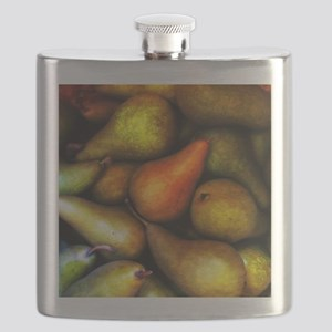 Still Life with Pears Flask