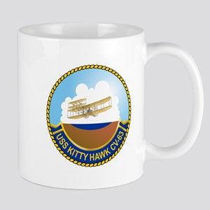 USS Kitty Hawk CV-63 Mug