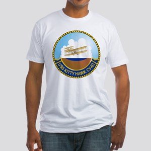 Personalized Cv-63 Fitted T-Shirt
