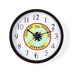 USS John W. Weeks (DD 701) Wall Clock
