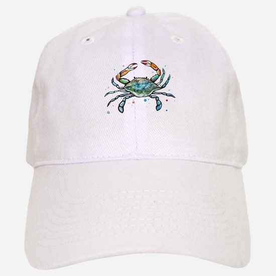 Maryland Blue Crab Baseball Baseball Cap