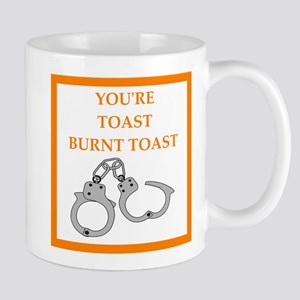 bondage joke on gifts and t-shirts. Mugs