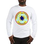 USS John W. Weeks (DD 701) Long Sleeve T-Shirt