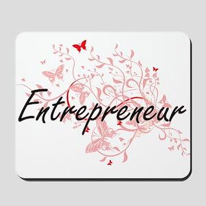 Entrepreneur Artistic Job Design with Bu Mousepad