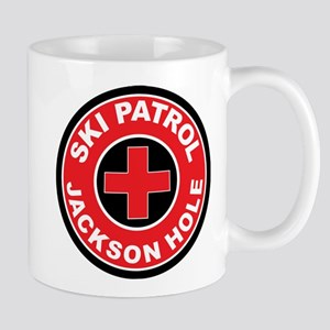 Jackson Hole Wyoming Ski Patrol Mugs