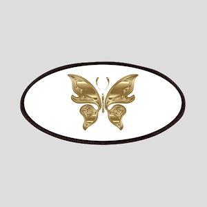 Golden Butterfly Patch