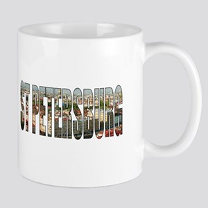 St Petersburg Mugs