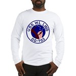 USS W. L. Lind (DD 703) Long Sleeve T-Shirt