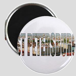 St Petersburg Magnets