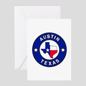 Austin Texas Greeting Cards