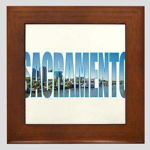 Sacramento Framed Tile
