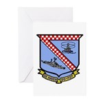 USS De Haven (DD 727) Greeting Cards (Pk of 20)