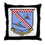 USS De Haven (DD 727) Throw Pillow