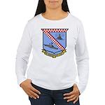 USS De Haven (DD 727) Women's Long Sleeve T-Shirt
